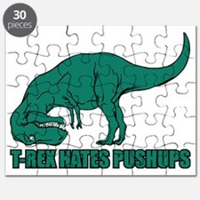 T-rex Hares Pushups Puzzle