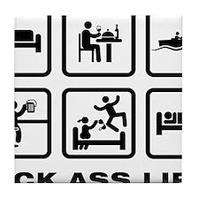 Boating-AAZ1 Tile Coaster