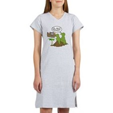 Oh Shit! Was that today? Women's Nightshirt