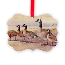 Canada Geese Ornament