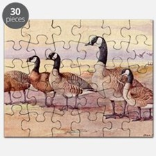 Canada Geese Puzzle