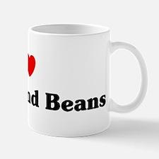 I love Franks And Beans Mug
