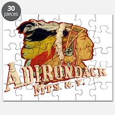 Adirondack Indian Puzzle