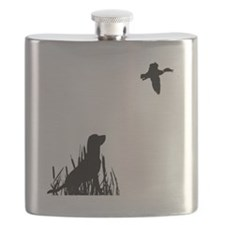 Duck Hunt Flask