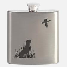 Duck Hunt Flask