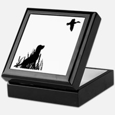 Duck Hunt Keepsake Box