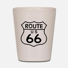 Rt. 66 Shot Glass