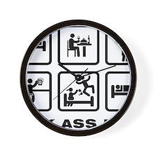 Doctor-AAZ1 Wall Clock