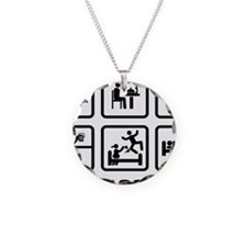 Doctor-AAZ1 Necklace