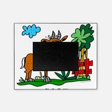 Cartoon Goat by Lorenzo Picture Frame