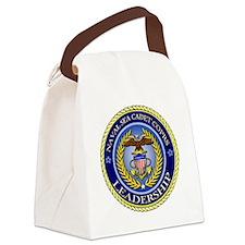 NAVAL SEA CADET CORPS - LEADERSHI Canvas Lunch Bag