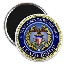 NAVAL SEA CADET CORPS - LEADERSHIP Magnet