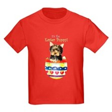 Easter Yorkie T