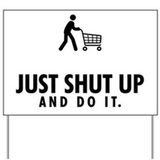 Shopping-02-AAU1 Yard Sign