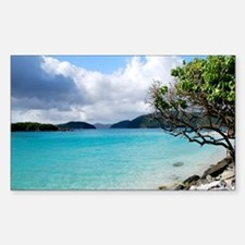 Cinnamon Bay, St. John VI Decal