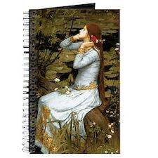 Waterhouse Ophelia Journal
