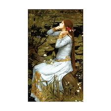 Waterhouse Ophelia Decal
