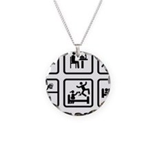 Geologist-AAZ1 Necklace