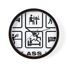 Geologist-AAZ1 Wall Clock
