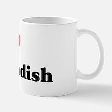 I love Horseradish Mug