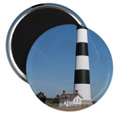 Bodie Island Lighthouse Outer Banks NC Magnet