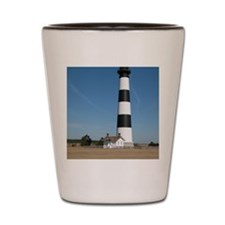 Bodie Island Lighthouse Outer Banks NC Shot Glass