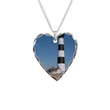 Bodie Island Lighthouse Outer Necklace