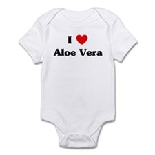 I love Aloe Vera Infant Bodysuit