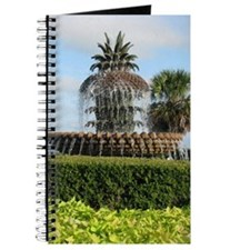 Charleston SC Pineapple Fountain Journal