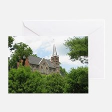 St. Peter's Church, Harpers Ferry, W Greeting Card