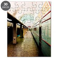 Chicago El Train Puzzle