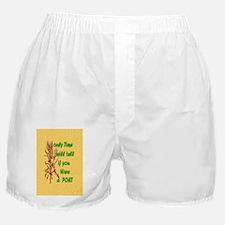 Kindle/Nook Sleeve Boxer Shorts