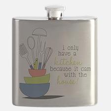 A Kitchen Flask