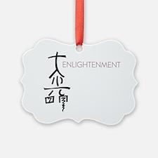Enlightment Ornament