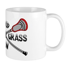 Lacrosse blood makes the grass grow Mug