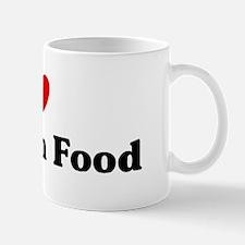I love Algerian Food Mug