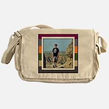 Pats kid Messenger Bag