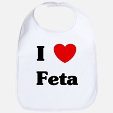 I love Feta Bib