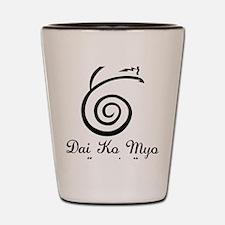 Dai Ko Myo Master Shot Glass