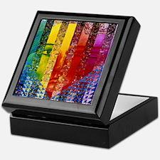 Conundrum I – Rainbow Woman Keepsake Box