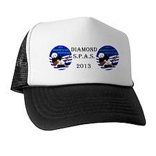 DIAMOND S.P.A.S. - Trucker Hat