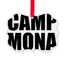Camp Mona Ornament
