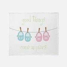 Good Things Throw Blanket