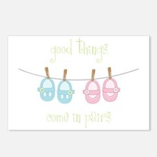 Good Things Postcards (Package of 8)