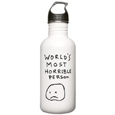 Worlds Most Horrible P Water Bottle