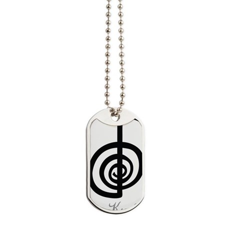 Cho Ku Rei Dog Tags