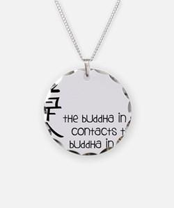 Buddha In Me Necklace