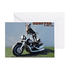 Choppers puzzle Greeting Card