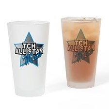 TCH All Star Mom Drinking Glass