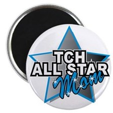 TCH All Star Mom Magnet